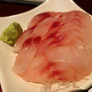 タカサゴ刺身(わいも )