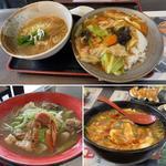 特製タンメン(海鮮)(特製らーめん・中華よしじろう)