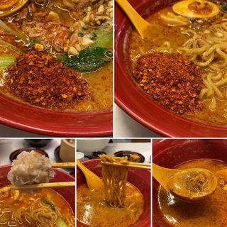 えび味噌坦々麺(田所商店 タンタンメン部)