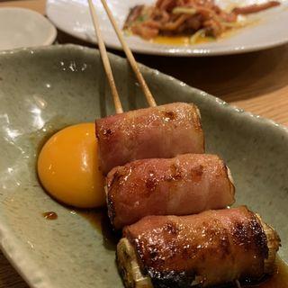 卵黄ネギベーコン(野方 たん純)