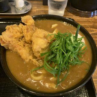 カレーうどん(うどん家あぶく )