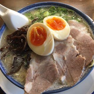 豚骨ラーメン(しばらく 日本橋店 )