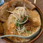 北海道味噌漬け炙りチャーシュー麺