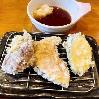 わた辺定食(天ぷら わた辺)
