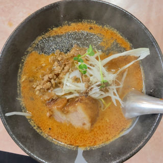 角煮坦々麺(湯麺 破天荒)