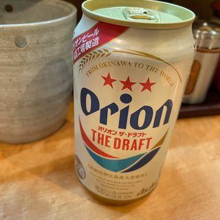 オリオンビール(沖縄そば やんばる (おきなわそば・やんばる))