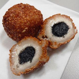 胡麻団子(中華惣菜 蓬菜軒)