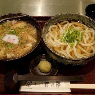 うまぁー豚つけ麺(讃岐屋 雅次郎 )