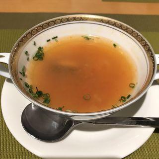 ムール貝とホンビノスのスープ
