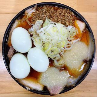 激辛チャーシュー麺(大)(北大塚ラーメン )