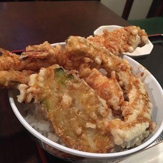 大名丼(天丼)(四国のげんさん (【旧店名】酒小屋))