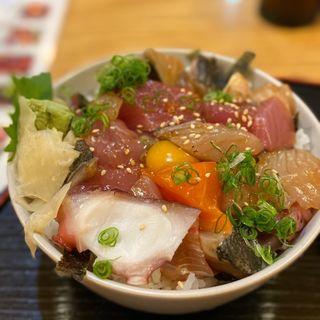 づけ丼(さかな食堂 moken)