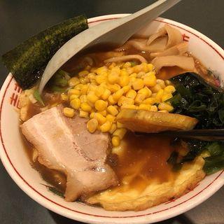 かに玉ラーメン(餃子菜館 大八)