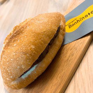 餡バター(Boulangerie Bonhinata)