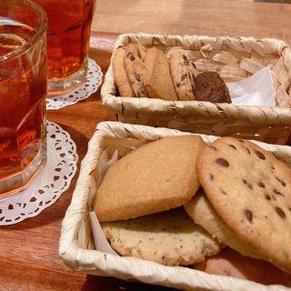 クッキー食べ放題(ステラおばさんのクッキー 横浜相鉄ジョイナス店 )