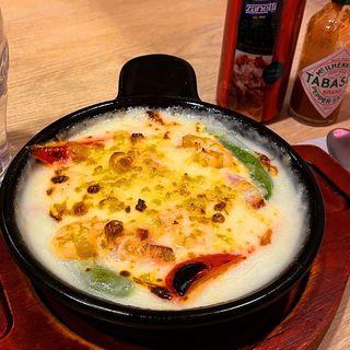 海老と野菜のクリーミードリア(ガスト 千葉ニュータウン中央店  )