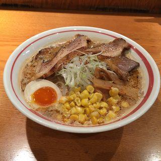 炙り焼豚味噌らぁ麺(2020年冬季限定)(麺家 喜多楽 (めんや きたら))
