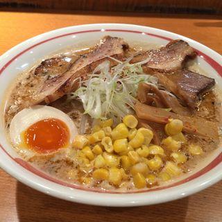 炙り焼豚味噌らぁ麺(2020年冬季限定)