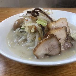 鶏ぶた塩タンメン(富白 )