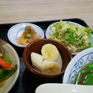 八宝菜定食(九龍居 )