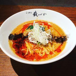 担々麺(らーめん藪づか)