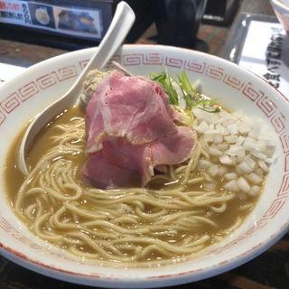 濃厚ラーメン(らぁめん小池)