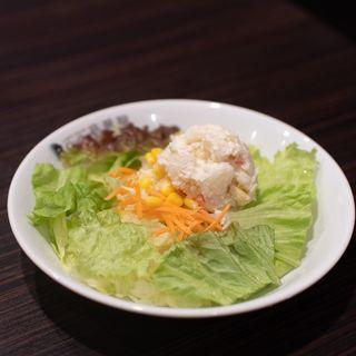 ポテトサラダ(カレーハウスCoCo壱番屋 姫路グランフェスタ店 )