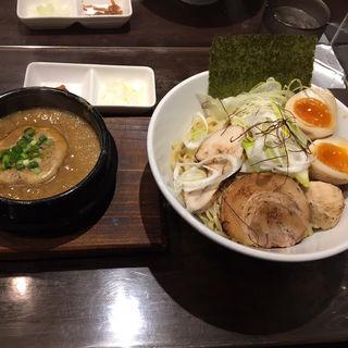 つけ麺(千極煮干 (センゴクニボシ))