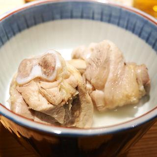 水炊きコース(水炊き はま崎 天神春吉店)