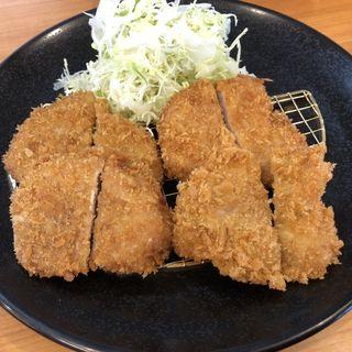 ヒレかつ定食