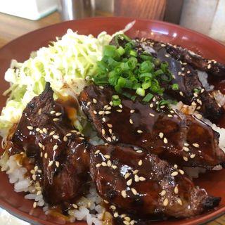 ハラミ丼(玄三)