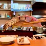 対馬産 鯖(にぎり)