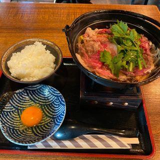 すき焼き鍋(しらゆき )