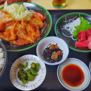 生姜焼き(定食 卓味 )