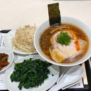 しょうゆ らぁ麺 飯田商店