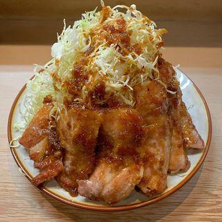 生姜焼き定食(三節 (さんせつ))