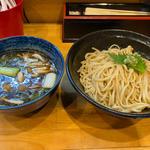 蒸篭風つけ麺(大阪麺哲 (メンテツ))