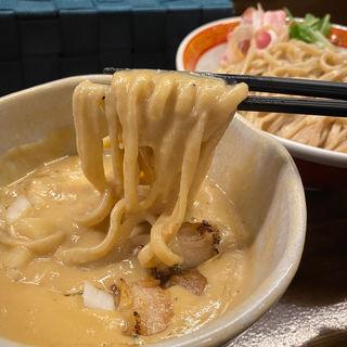 濃厚にんにくパイタンつけ麺(限定)(麺や一芯)