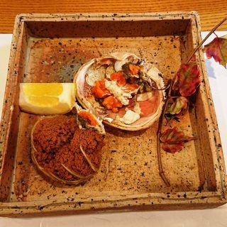 香箱蟹(花くし)
