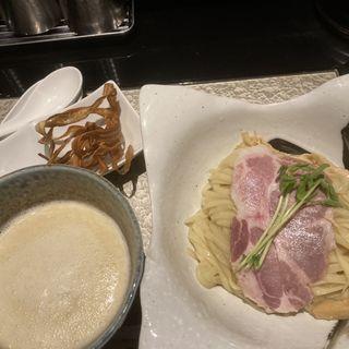 鶏つけSoba(座銀)