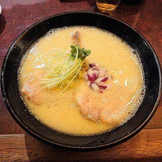 鶏ぱいたん塩(らぁめん しゅき)