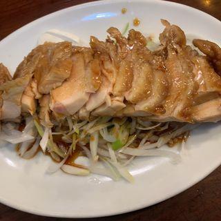 鶏チャーシュー(天龍 本店)