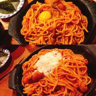 スパゲティセット(大)