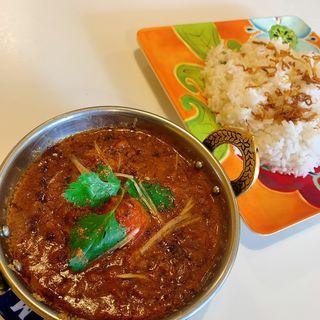 マサラマトン(Indian Restaurant maleca)