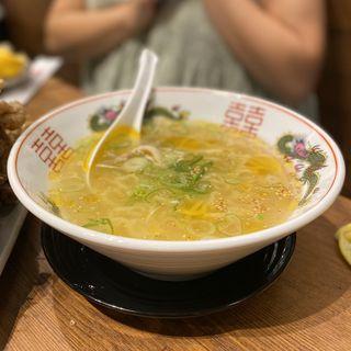 鶏塩らーめん(新時代44 錦店)