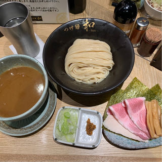特製つけ麺(並)(つけ麺 和 仙台広瀬通店)