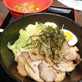 焼き豚つけ麺