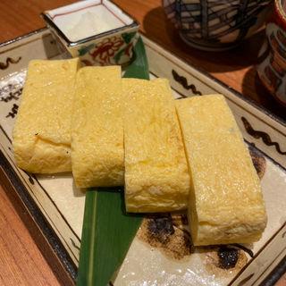 だし巻き玉子(神楽坂九頭龍蕎麦 msb Tamachi)