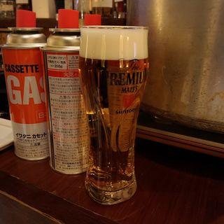 生ビール(ristorante match&832)