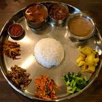 ダルバート(OLD NEPAL(オールド ネパール))
